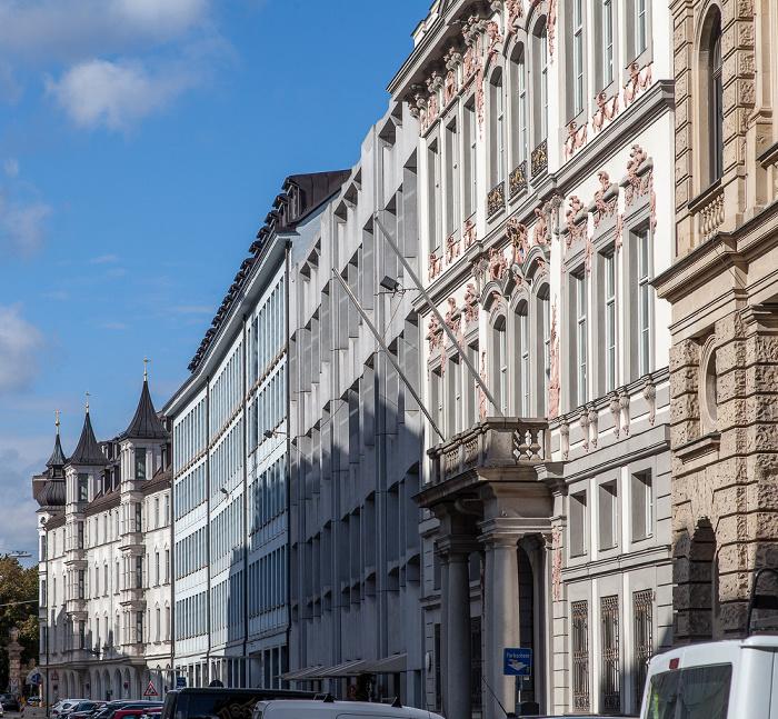 München Altstadt: Prannerstraße