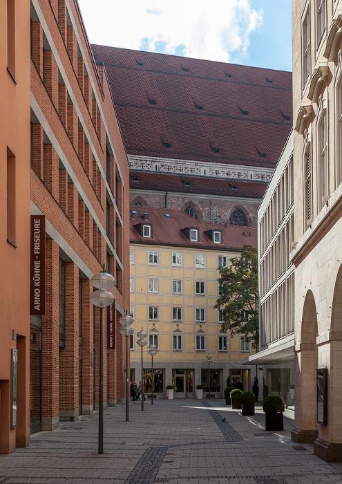 München Altstadt: Windenmacherstraße
