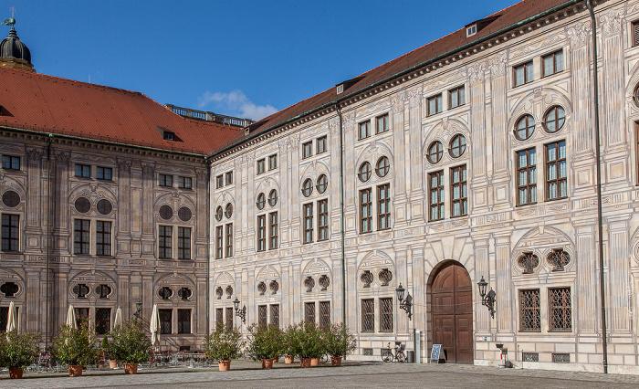 München Residenz: Kaiserhof