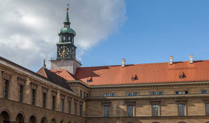 München Residenz: Apothekerhof