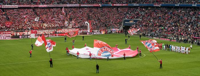 München Allianz Arena FC Bayern München