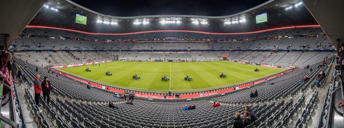 Allianz Arena München 2016