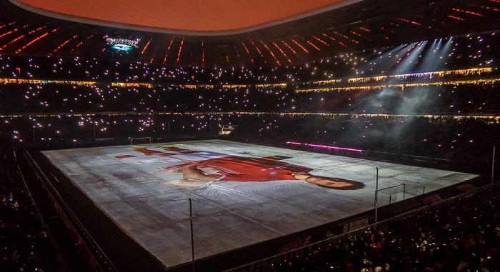 Allianz Arena: Jahresabschluss des FC Bayern München