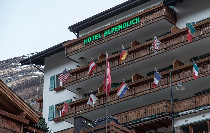 Hotel Alpenblick Zermatt