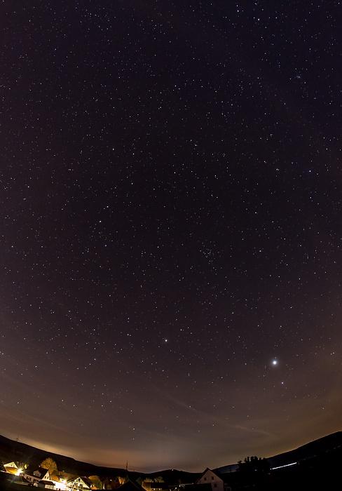 Pfohren Blick vom Kopen: Sternenhimmel