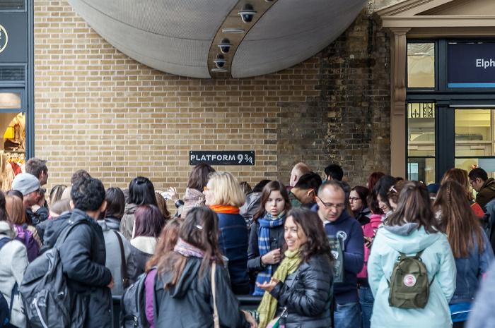 London King's Cross Station London