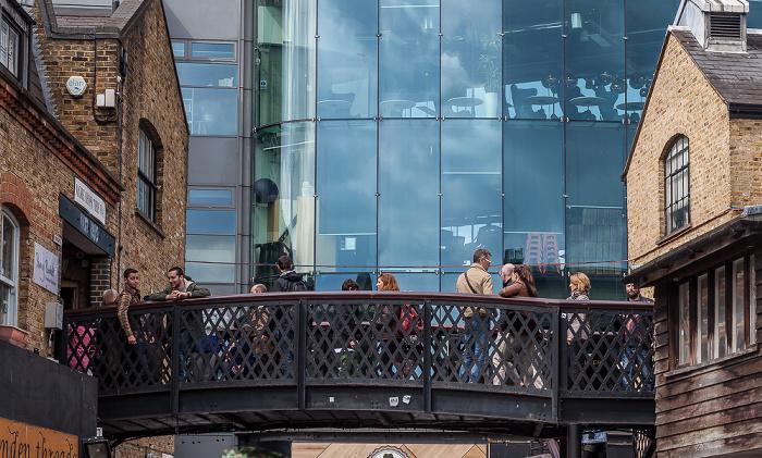 London Camden Town: Camden Lock Market