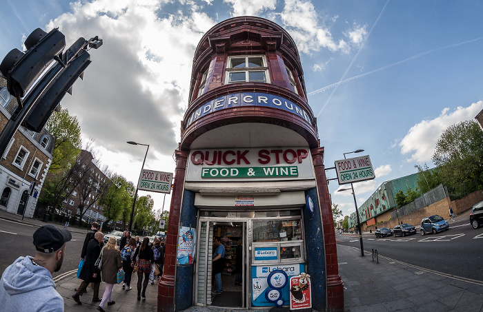 London Camden Town