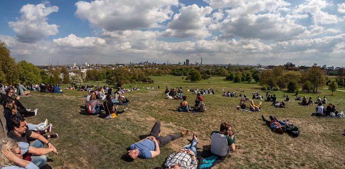 London Primrose Hill