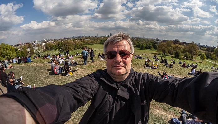 London Primrose Hill: Jürgen