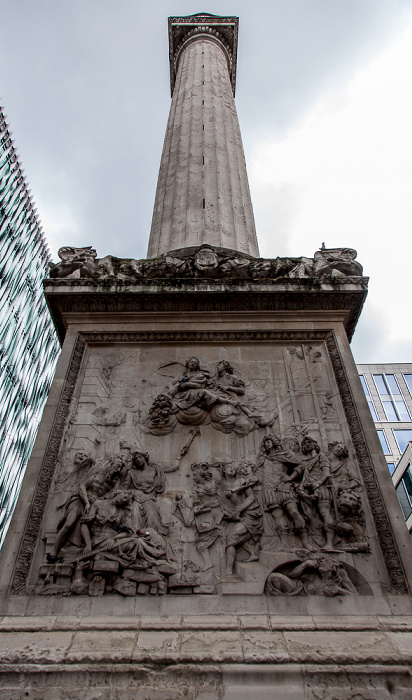 City of London: Monument