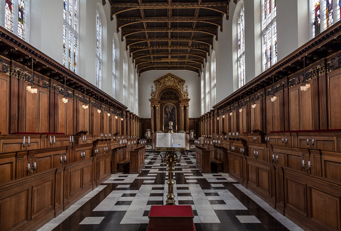 Cambridge Trinity College Chapel