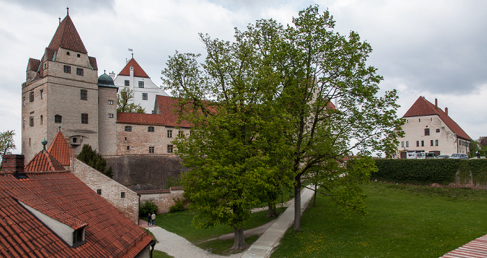 Burg Trausnitz Landshut 2017