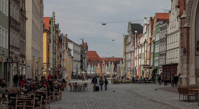 Altstadt Landshut 2017
