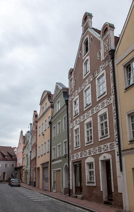 Landshut Altstadt: Kirchgasse