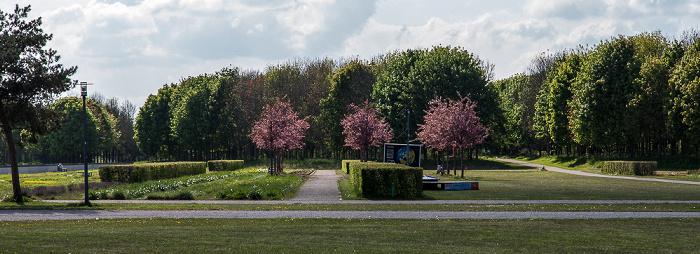 Riemer Park (Landschaftspark Riem, BUGA-Park) München