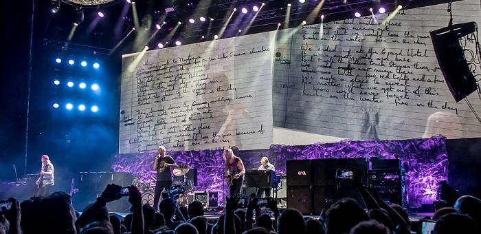 AccorHotels Arena (Palais Omnisports de Paris-Bercy): Deep Purple
