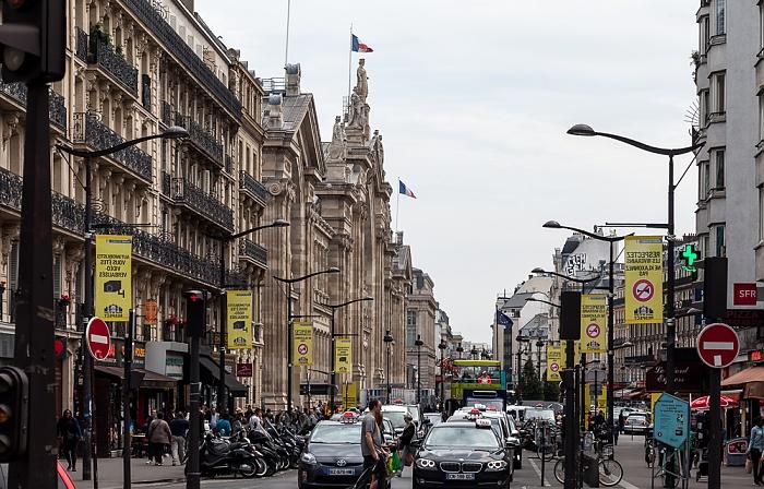 Rue de Dunkerque Paris