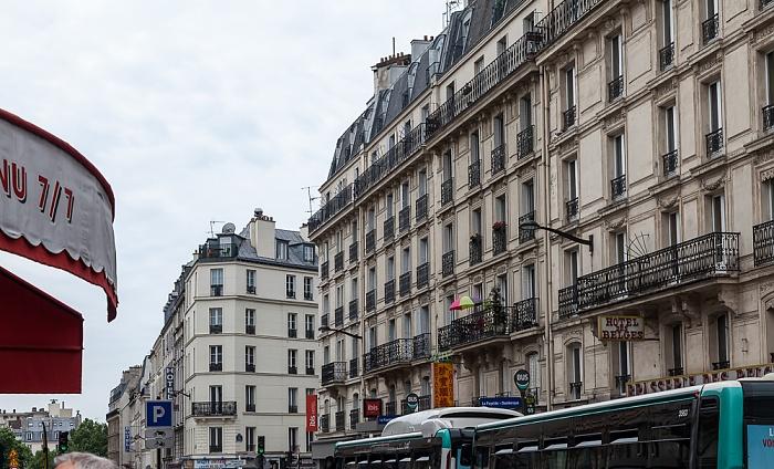 Rue de Saint-Quentin Paris