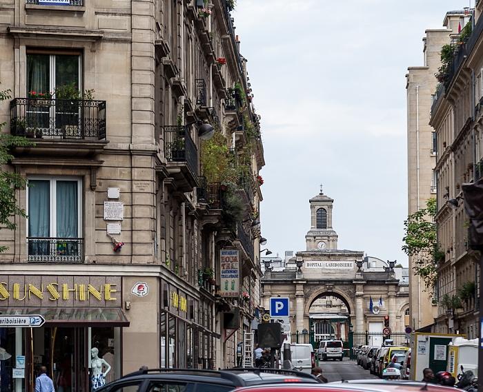 Rue Saint-Vincent-de-Paul Paris
