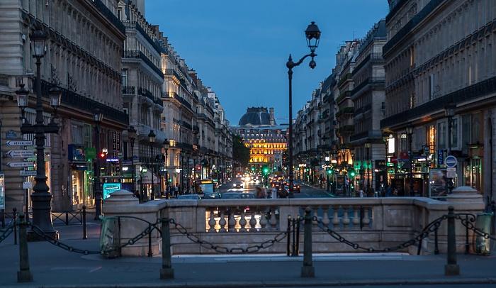 Place de l'Opéra, Avenue de l'Opéra Paris