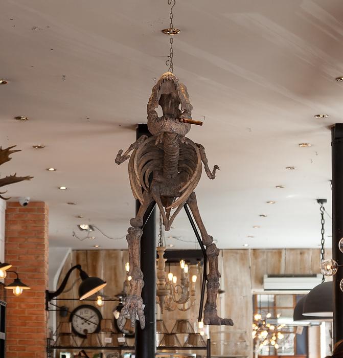 Quai de la Mégisserie: La Boutique Paris