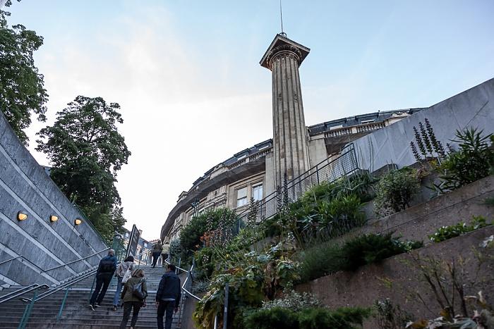Quartier des Halles: Jardin Nelson-Mandela Paris