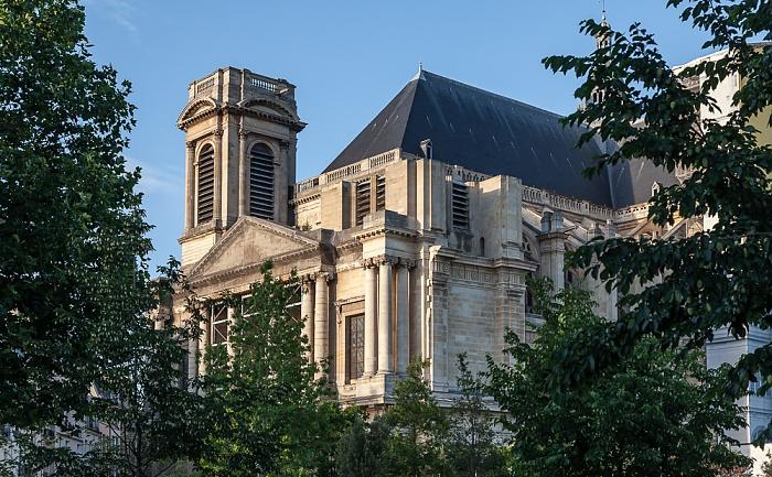 Quartier des Halles: Église Saint-Eustache de Paris Paris