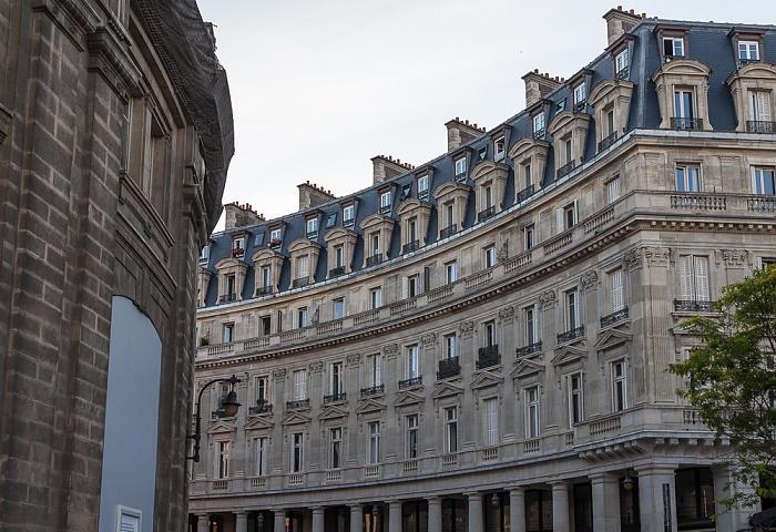 Quartier des Halles: Rue de Viarmes Paris