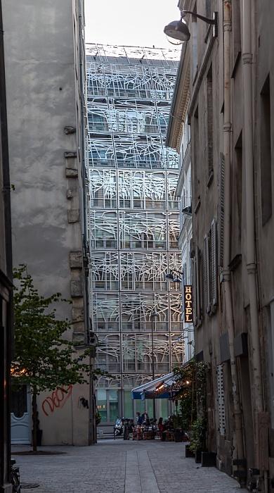Rue du Pélican Paris