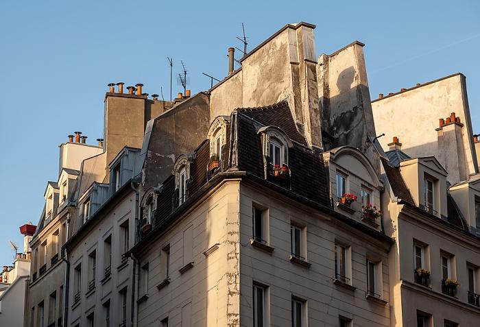 Rue Saint-Honoré Paris