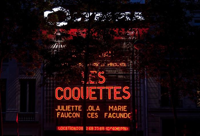 Boulevard des Capucines: L'Olympia Paris