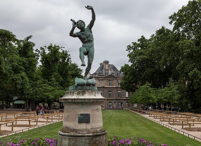 Paris Quartier Latin: Jardin du Luxembourg