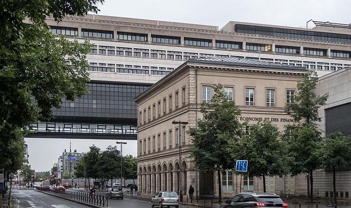 Paris Rue de Bercy: Ministère de l'Économie et des Finances