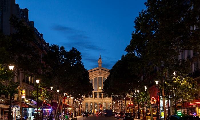 Boulevard de Denain, Gare du Nord Paris