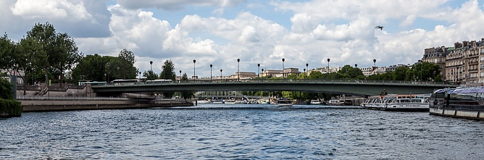 Paris Seine, Pont de l'Alma