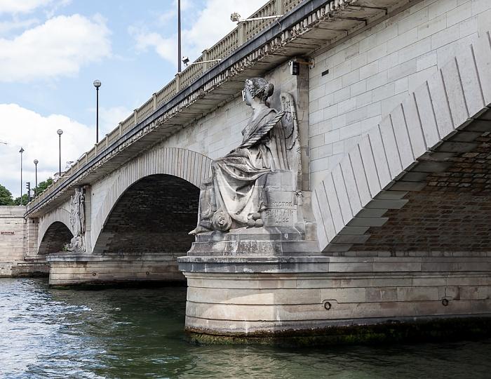 Paris Seine, Pont des Invalides