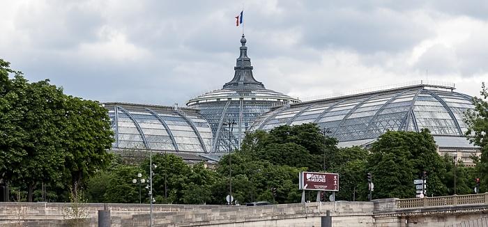 Paris Jardins des Champs-Élysées, Grand Palais