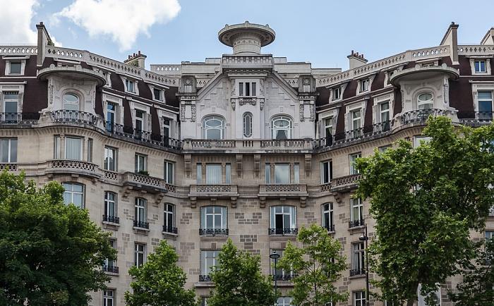 Paris Quai Anatole France