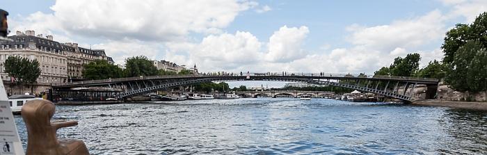 Paris Seine, Passerelle Léopold-Sédar-Senghor Pont de la Concorde