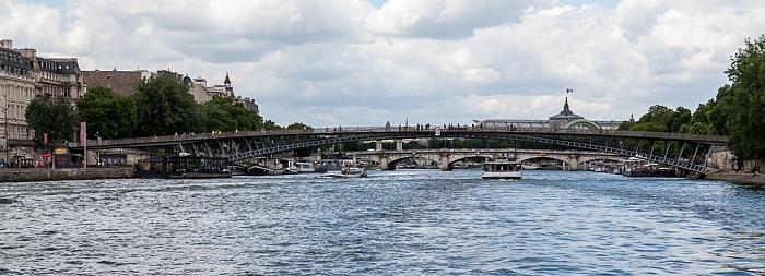 Paris Seine, Passerelle Léopold-Sédar-Senghor Grand Palais Pont de la Concorde