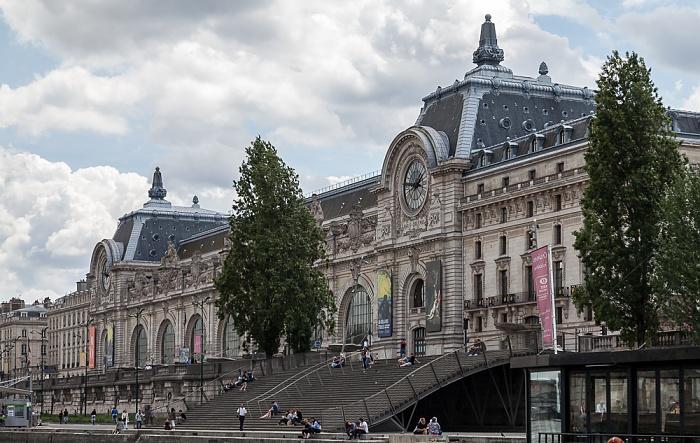 Paris Quai Anatole-France, Musée d'Orsay