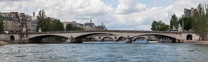 Paris Seine, Pont du Carrousel Pont Royal