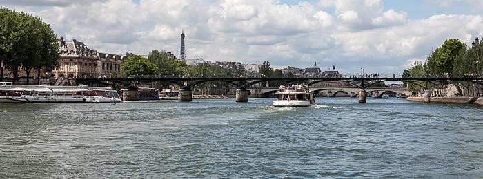 Paris Seine, Pont des Arts