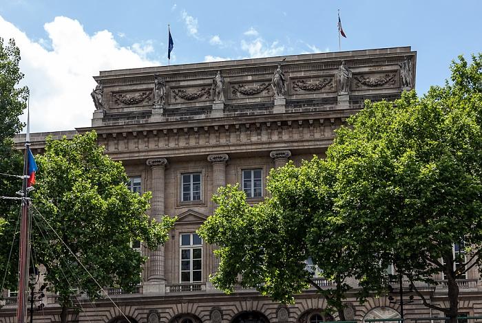 Paris Quai de Conti, Hôtel de la Monnaie