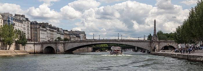 Seine, Pont de la Tournelle Paris