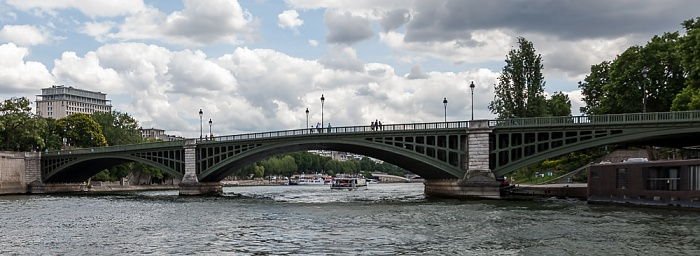 Paris Seine, Pont de Sully