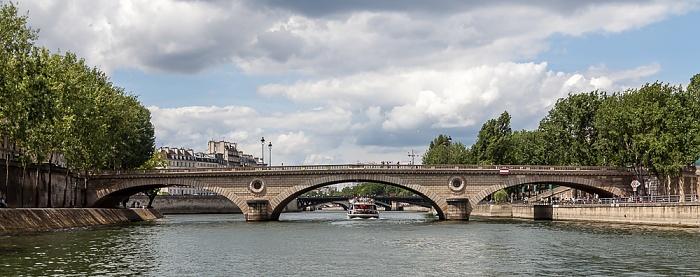 Seine, Pont Louis-Philippe Paris