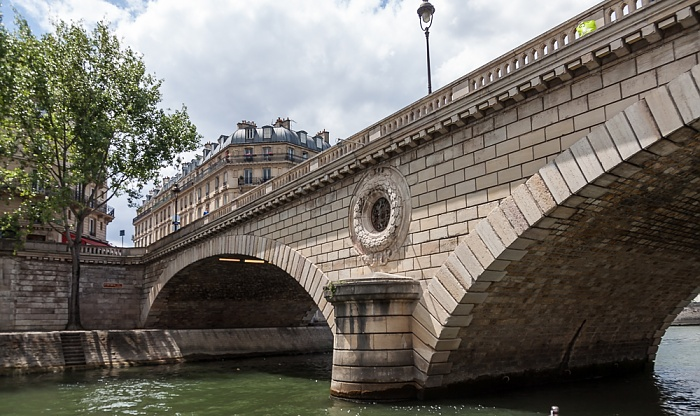 Paris Seine, Pont Louis-Philippe, Île Saint-Louis