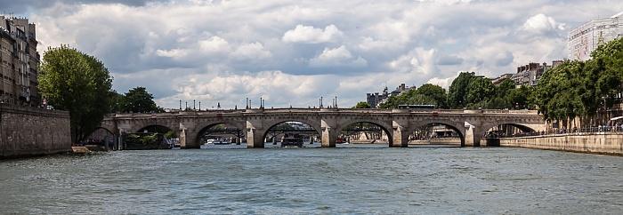 Seine, Pont Neuf Paris